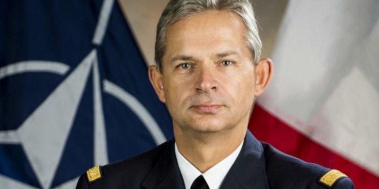 Ο ανώτατος στρατιωτικός διοικητής του ΝΑΤΟ στην Κρήτη