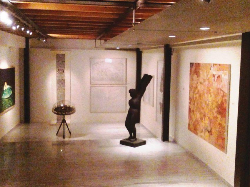 Την 25ετια του γιορτάζει το Μουσείο Σύγχρονης Τέχνης Κρήτης