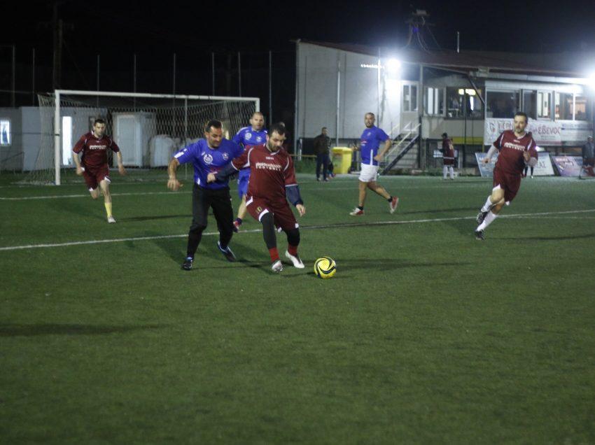Αποτελέσματα 7ης αγωνιστικής 8ου πρωταθλήματος ποδοσφαίρου παλαίμαχων 8×8