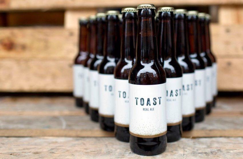 Μπύρα παρασκευάζεται από μπαγιάτικο ψωμί