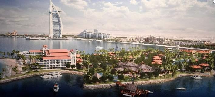 Το Ντουμπάι σχεδιάζει την κατασκευή τεχνητών νησιών αξίας 1,5 δισ. ευρώ