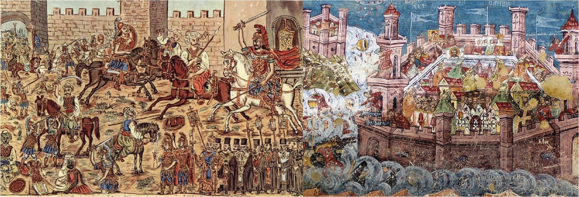 Οι Κρητικοί υπερασπιστές της Κωνσταντινούπολης (29 Μαΐου 1453) του Γιώργου  Λινοξυλάκη | Rethemnos News
