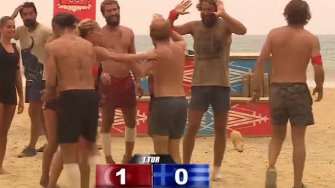 Survivor: Ήττα στο πρώτο ματς με τους Τούρκους