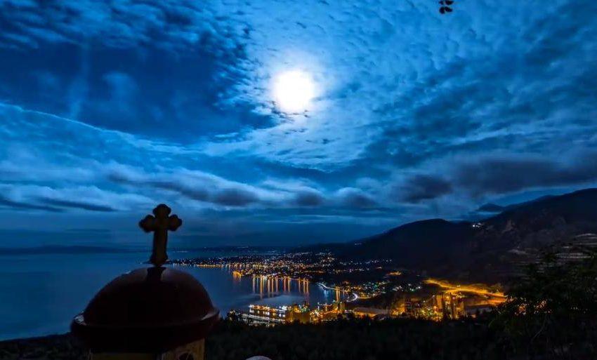 Greek Skies: Ο ελληνικός ουρανός σε ένα βίντεο