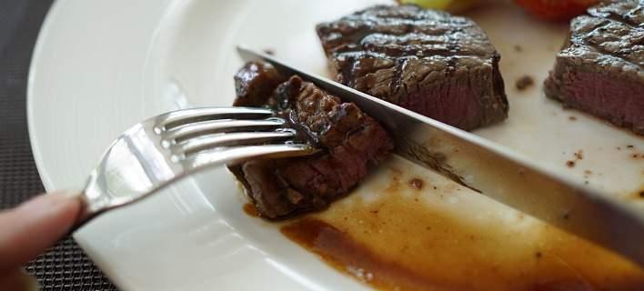 Επικίνδυνη η συχνή κατανάλωση κόκκινου κρέατος