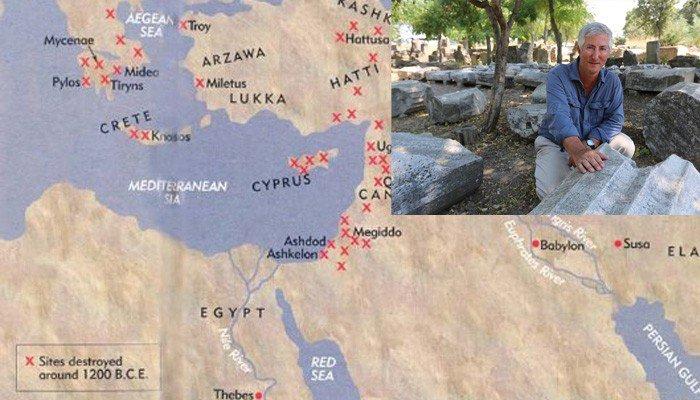 Τι συνέβη και κατάρρευσε ο Μινωικός καθώς και άλλοι πολιτισμοί;
