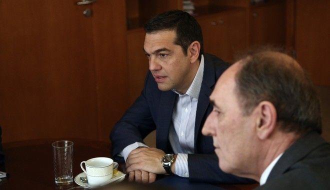 Τσίπρας: Στόχος να γίνει η Ελλάδα διεθνής ενεργειακός κόμβος