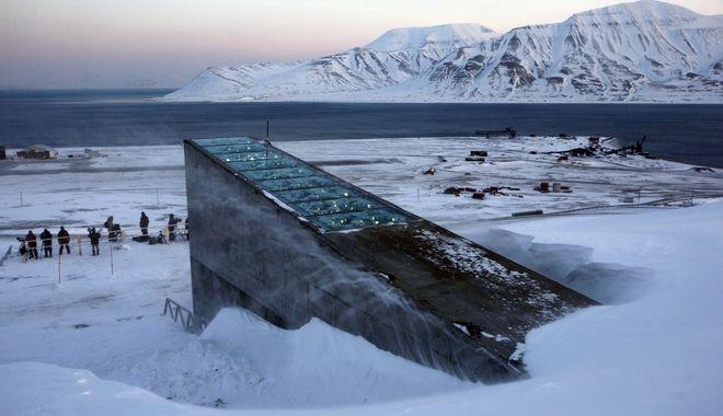Πλημμύρισε η Κρύπτη της Αποκάλυψης από το λιώσιμο των πάγων