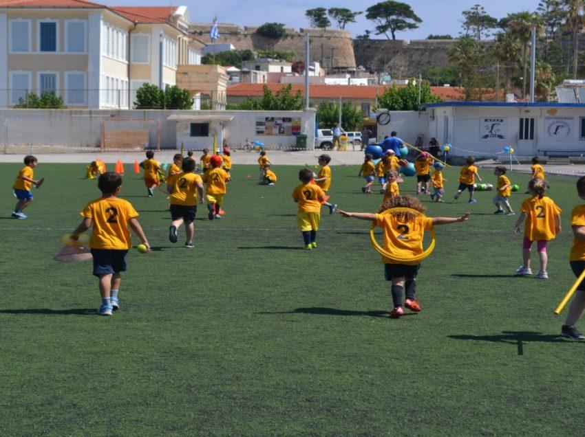 Ρέθυμνο: Με μεγάλη επιτυχία το 2ο Φεστιβάλ Ποδοσφαίρου Νηπίων