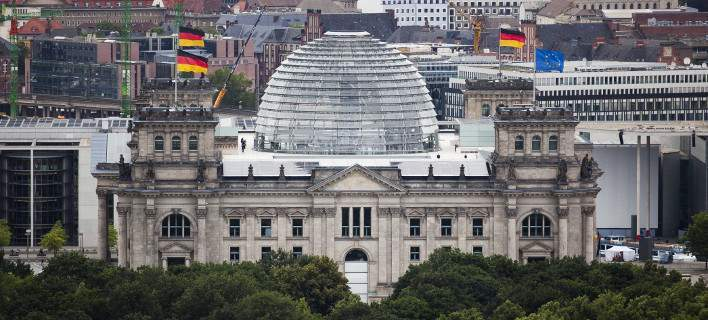 H ελληνική κρίση στην ατζέντα της Bundestag