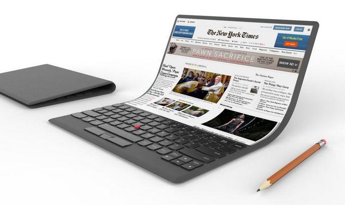 Η Lenovo πιστεύει ότι το μέλλον των laptops βρίσκεται στις κυρτές οθόνες