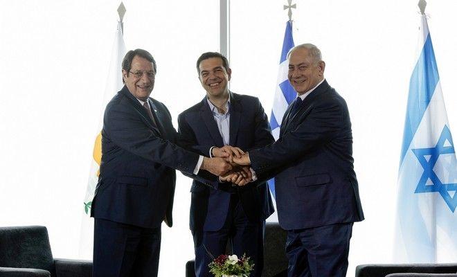 Συμμαχία Ελλάδας-Κύπρου-Ισραήλ με το βλέμμα στην σταθερότητα