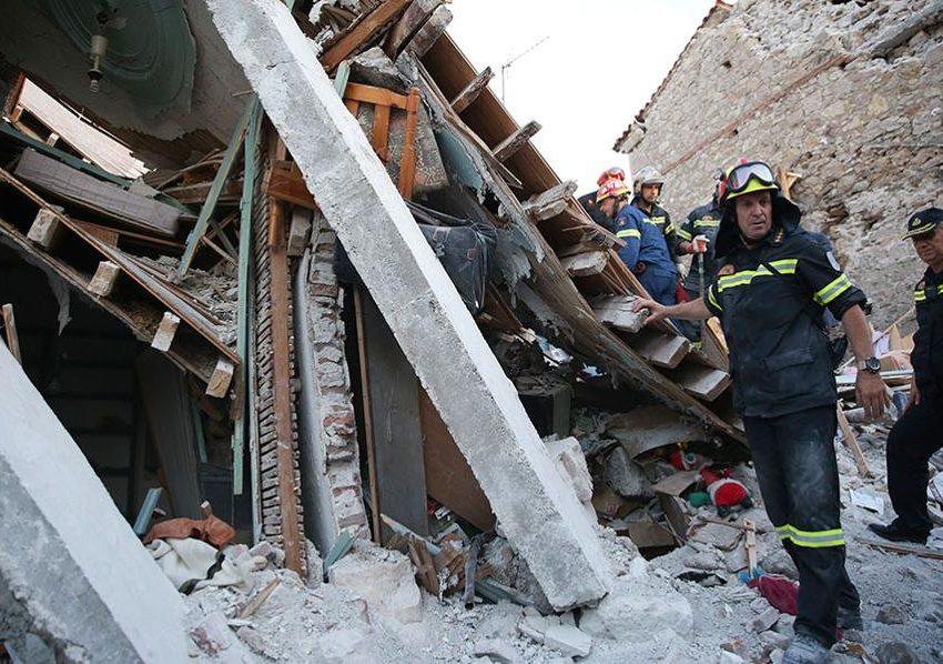 Οδηγίες προστασίας από τους σεισμούς