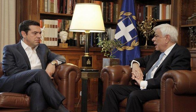 Τσίπρας: Η Ελλάδα πατάει γερά στα πόδια της με στέρεες συμμαχίες