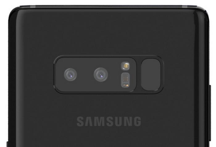 Διέρρευσαν και άλλες εικόνες του Galaxy Note 8