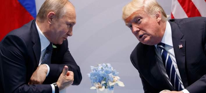 Πούτιν: Ο Τραμπ ξέρει να ακούει – Ελπίζω σε περαιτέρω συναντήσεις μαζί του