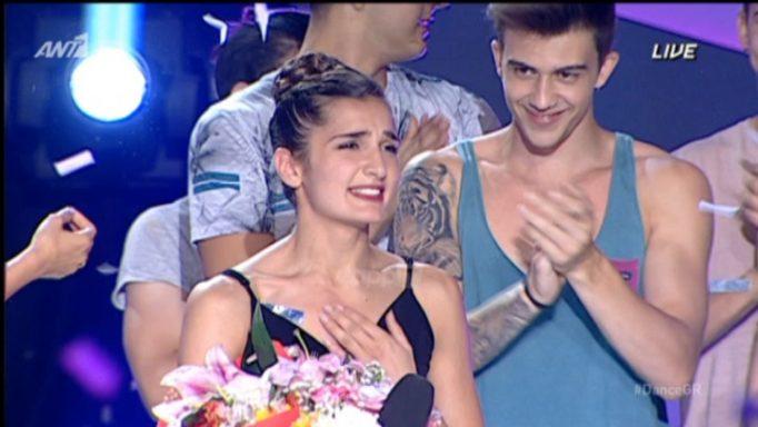 Η Εύα Σωμαρακάκη είναι η καλύτερη χορεύτρια της Ελλάδας