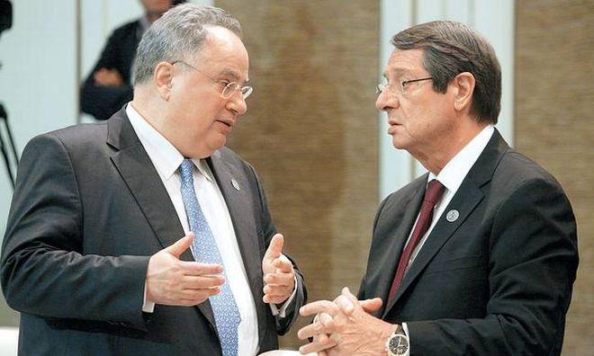 Ελλάδα και Κύπρος συντονίζονται για τα επόμενα βήματα