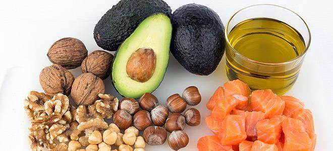 10 τροφές με καλά λιπαρά