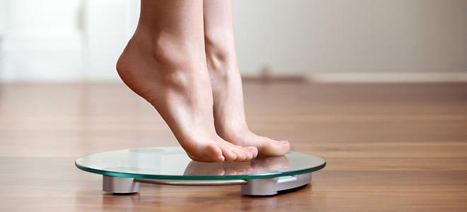 Τι συμβαίνει όταν χάνουμε 5% του συνολικού μας βάρους;