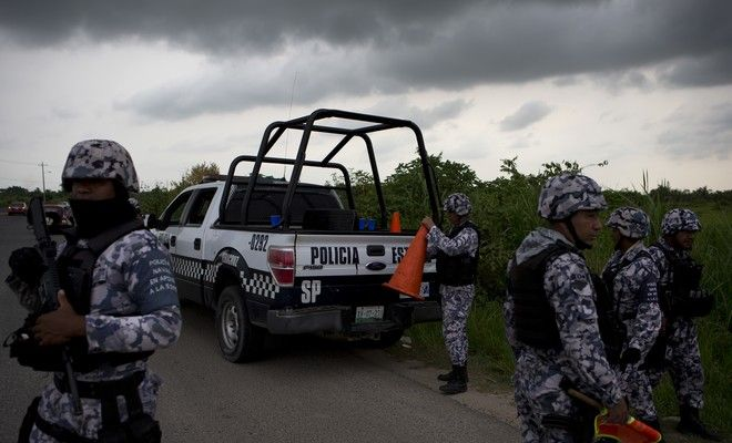 Στους 10 έφθασαν οι νεκροί δημοσιογράφοι στο Μεξικό