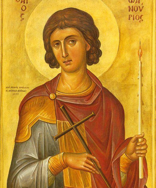 Εορτασμός του Αγίου Φανουρίου της ενορίας Καστέλλου Ρεθύμνου