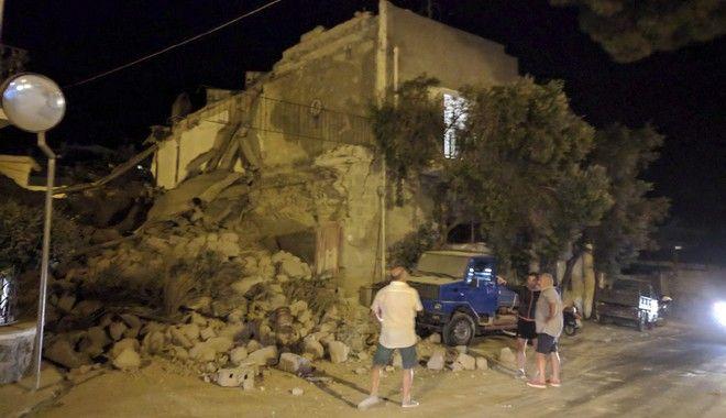 Σεισμός στην Νάπολη: Νεκροί και αγνοούμενοι. Δραματική διάσωση 7 μηνών βρέφους