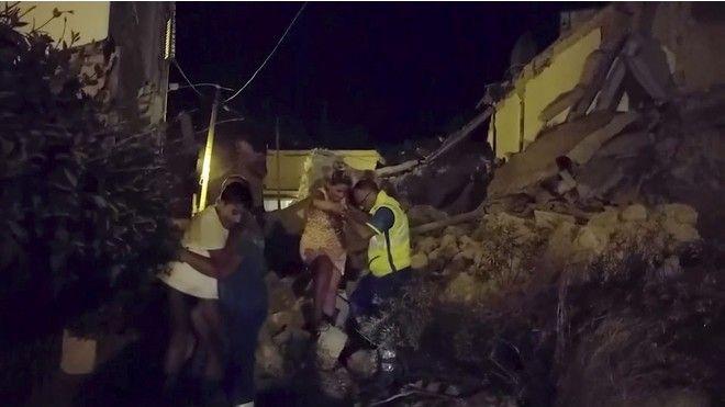 Σεισμός στη Νάπολη: Ανοιχτό το ενδεχόμενο να ξεκινήσει έρευνα για πολλαπλή ανθρωποκτονία εξ' αμελείας
