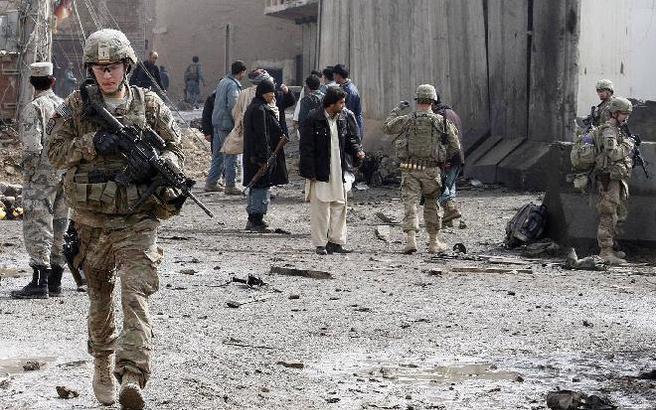 Ο πόλεμος των ΗΠΑ στο Αφγανιστάν σε αριθμούς