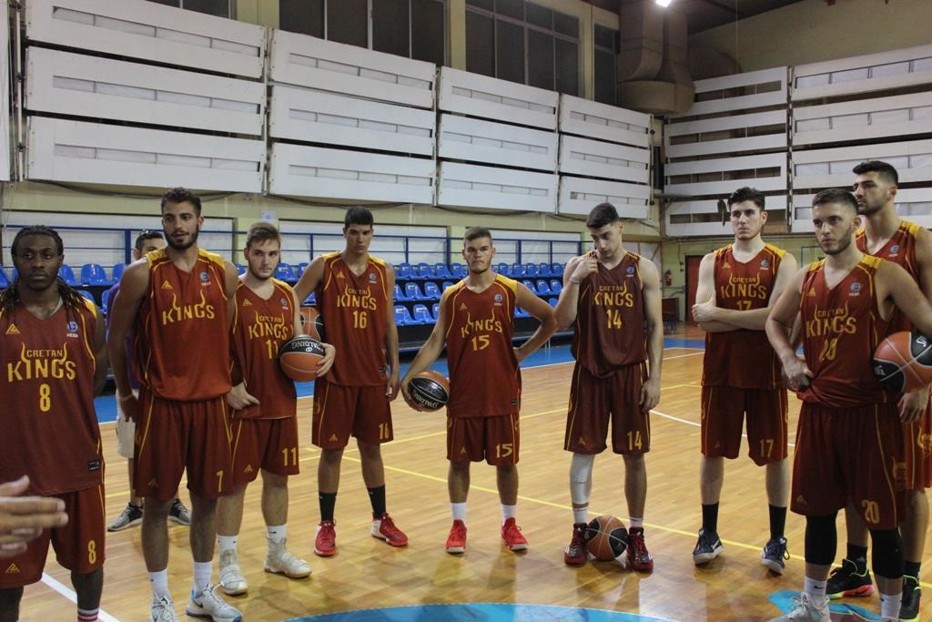 Την σκληρή δουλειά ξεκίνησαν από σήμερα οι παίκτες και το τεχνικό τιμ του  Ρέθυμνο Cretan Kings c2c5f055d27