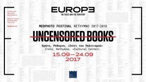 2o Μεσογειακό Φεστιβάλ Φωτογραφίας: Έκθεση Uncensored Books