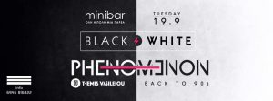 Phenomenon party στο Mini Bar