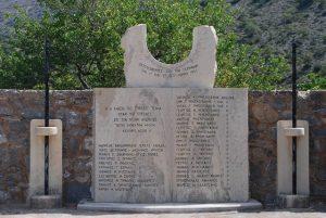 Εκδηλώσεις μνήμης στον Γουρνόλακο στον Ψηλορείτη