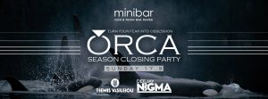 ORCA party στο Mini Bar