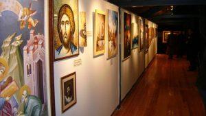 28ο Αναγεννησιακό Φεστιβάλ Ρεθύμνου: Έκθεση Βυζαντινής Αγιογραφίας
