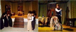 Η παράσταση «Δεσποινίδα Τζούλια» στο Κέντρο Νέων του Δήμου Ρεθύμνου