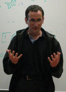Διάλεξη του Philippe Schlenker στο Πανεπιστήμιο Κρήτης
