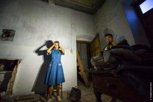 To έργο «Η Παρέλαση» της Λούλας Αναγνωστάκη στο Studio The Garage