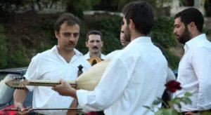 O Αλέξανδρος Παπαδάκης στο κοσμικό κέντρο Μύθος