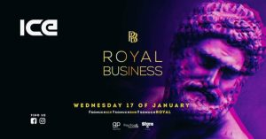 Royal Business party στο Ice Club