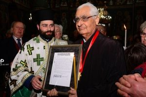 Τον Σταμάτη Αποστολάκη τιμά το Ιστορικό και Λαογραφικό Μουσείο Ρεθύμνης