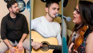 Οι «ALBATROS» στο μουσικό μεζεδοπωλείο «Συμπληγάδες»