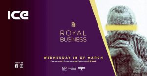 Royal Business party στο Ice Club