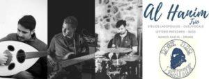 Οι Al Hanim Trio live στο Beatnik Rock Bar