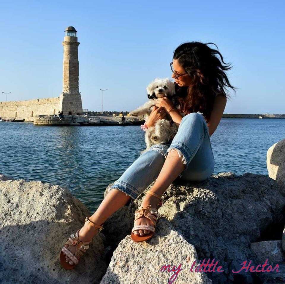 04ac784d087c Τα μοναδικά χειροποίητα σανδάλια που ταξιδεύουν από την Κρήτη σε διάφορες  γωνιές του κόσμου. Μοναδικές χειροποίητες δημιουργίες κατ' ...