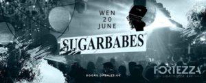 Sugar Babes πάρτι στο Fortezza Lighthouse Bar