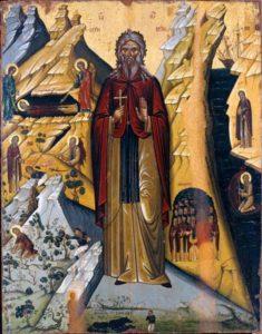 Ομιλία με θέμα «Ο Άγιος Ιωάννης ο Ερημίτης και η επέκταση της λατρείας του κατά τα χρόνια της Ενετοκρατίας στο Ρέθυμνο»