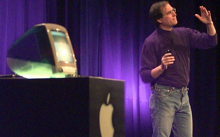 Η ερώτηση που έκανε ο Στιβ Τζομπς και έκανε την Apple έναν κολοσσό 3 ... 8eca34afe1c