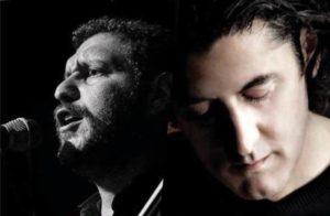 Ο Τζανής Τζανιδάκης & Κυριάκος Σταυριανουδάκης στην Ταβέρνα Πόπη