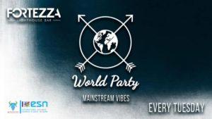 World Party στο Fortezza Lighthouse Bar